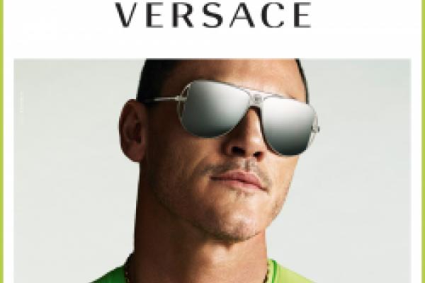 Как се появяват най-известните слънчеви очила  - Versace