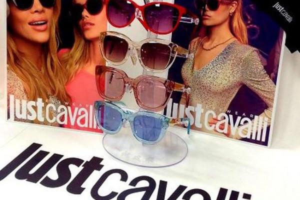 Слънчеви очила Just Cavalli – яркост и индивидуалност