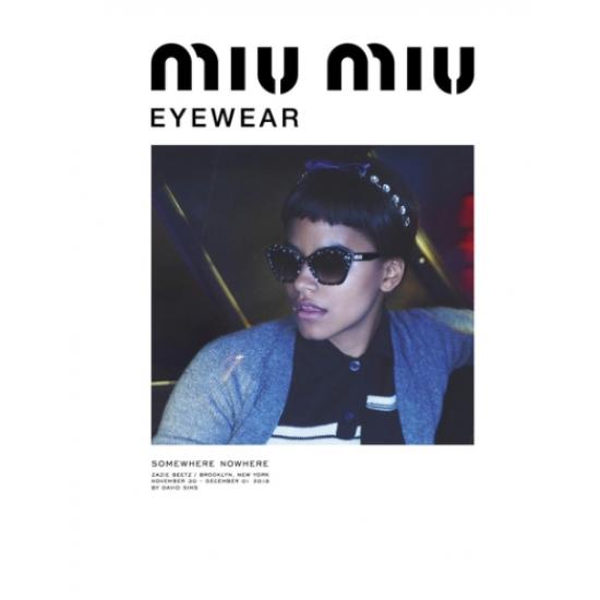 Miu Miu Core Collection MU 05US 1AB5O0