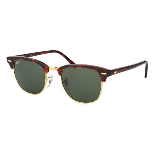 Ray-Ban Clubmaster RB3016 W0366 large